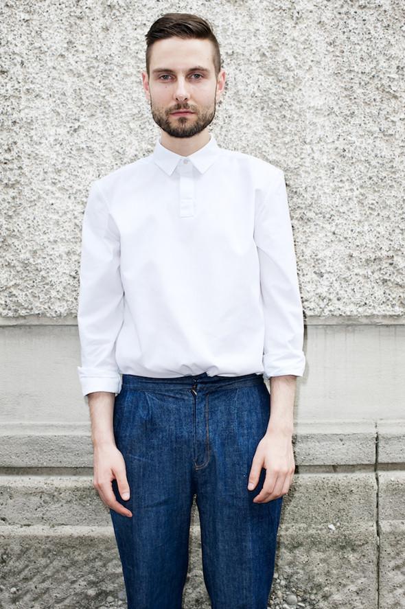 Стрит-стайл: Неделя мужской моды в Милане. Изображение № 3.