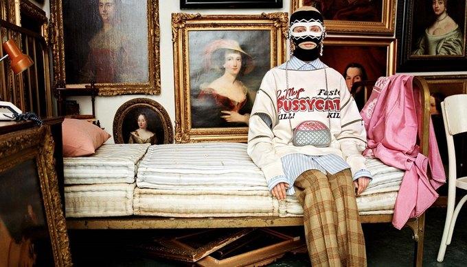 Gucci выпустили новую кампанию, посвящённую коллекционерам. Изображение № 5.