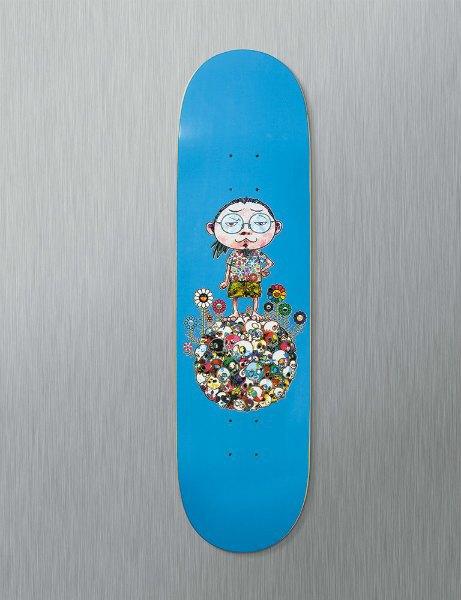 Художник Такаси Мураками создал коллекцию для Vans. Изображение № 10.