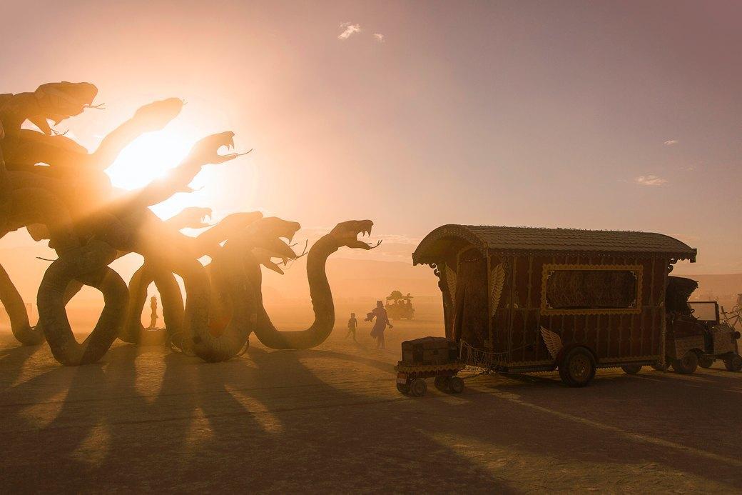 Другая планета: Как я побывала на Burning Man. Изображение № 3.