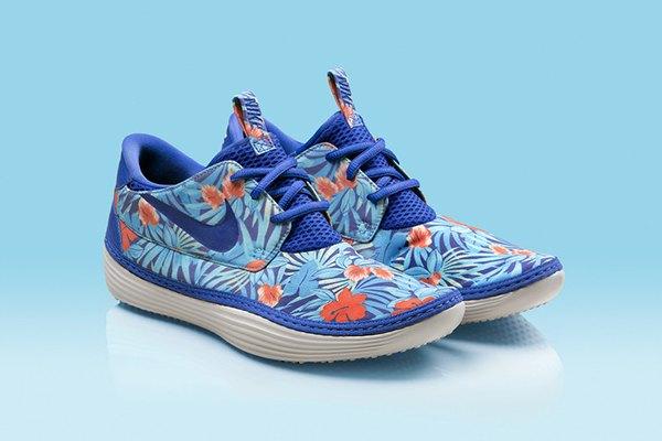 Nike Sportswear выпустила кроссовки с гавайскими принтами. Изображение № 4.