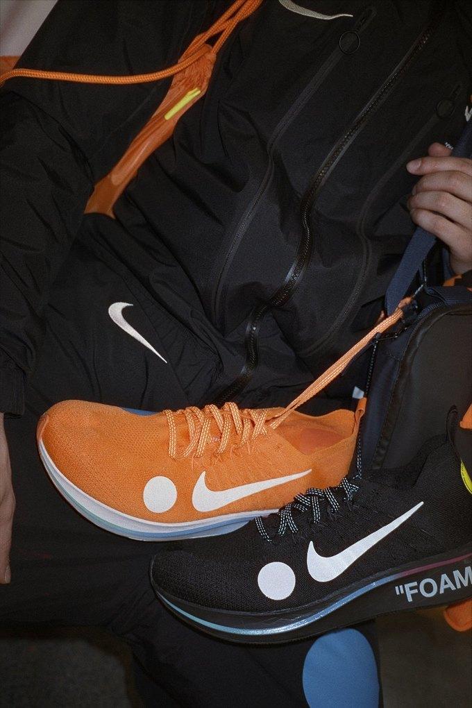 Вирджил Абло и Nike представили коллаб, посвящённый футболу. Изображение № 8.