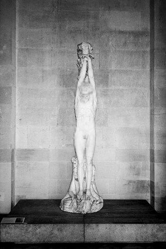 Питер Кааден адаптировал статуи к моральным принципам Facebook. Изображение № 6.