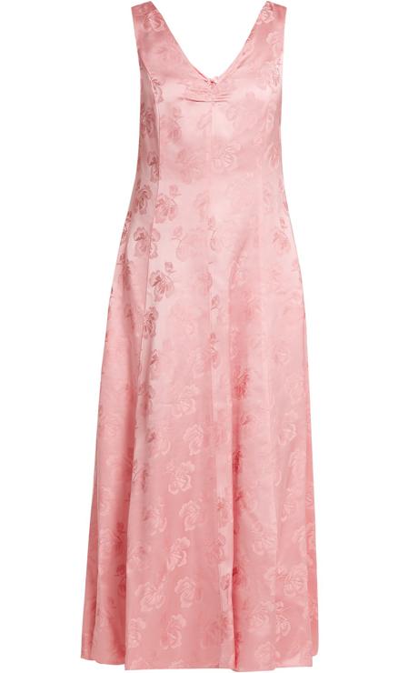 Скорее бы лето: 12 чайных платьев от простых до роскошных. Изображение № 5.
