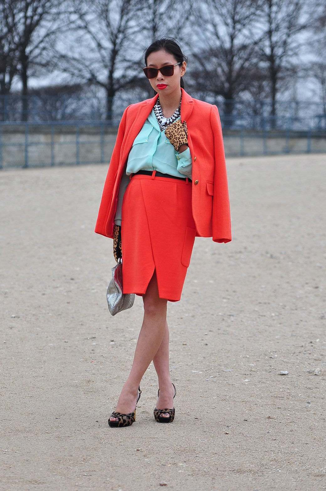 Гости Парижской недели моды FW13, часть 2. Изображение № 5.