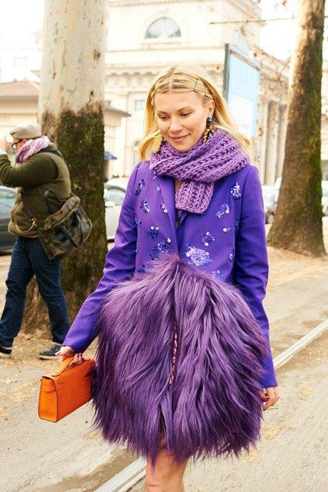 Стритстайл:  Неделя моды в Милане,  часть I. Изображение № 27.