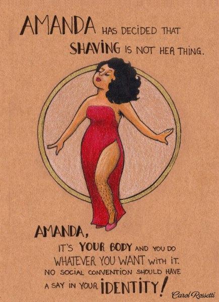 Бразильская художница запустила проект по борьбе со стереотипами. Изображение № 13.