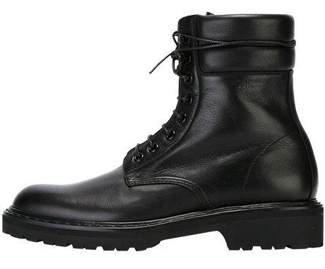 Что носить осенью:  10 пар высоких ботинок  на шнуровке. Изображение № 3.