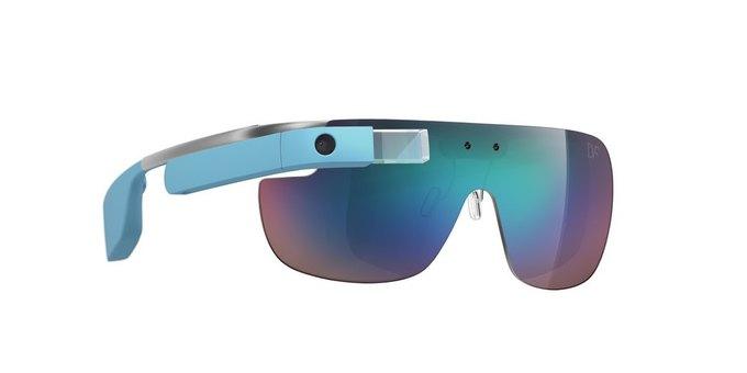 Диана фон Фюрстенберг создала коллекцию  для Google Glass. Изображение № 1.