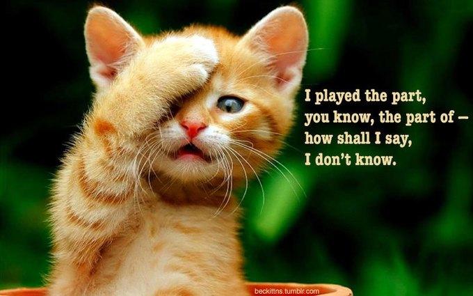 В ожидании кото: Демотиваторы из Беккета. Изображение № 2.