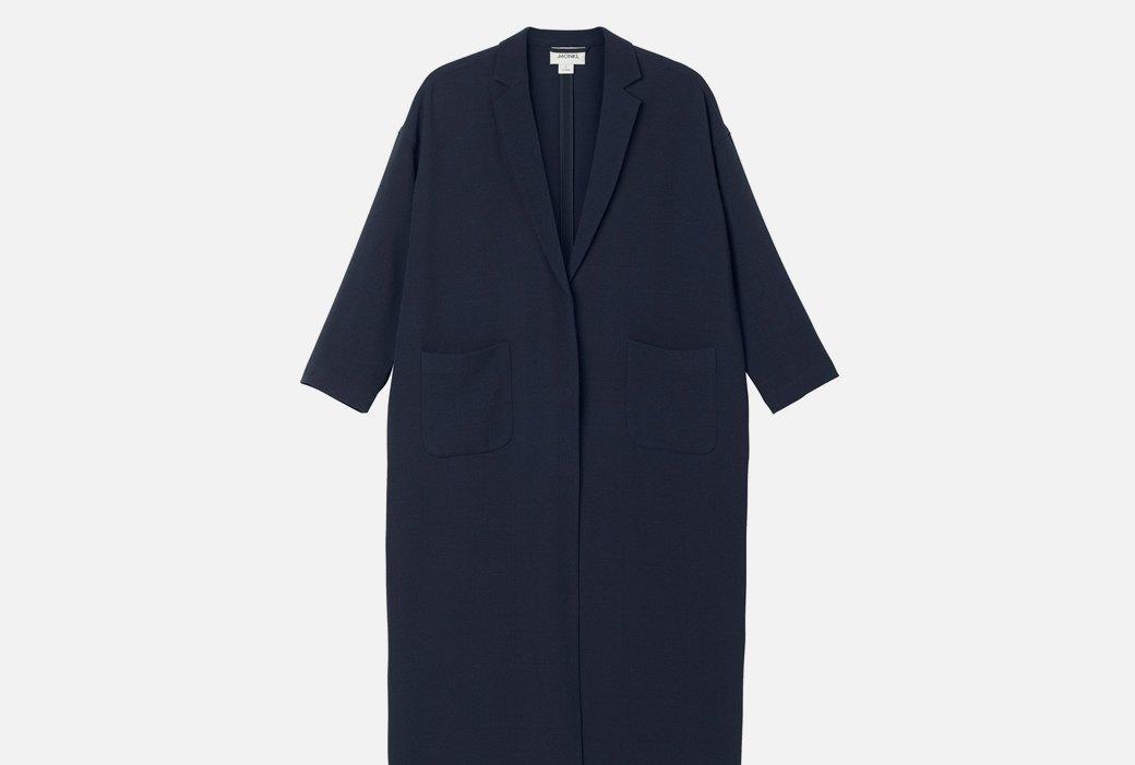 10 красивых  и легких пальто  на весну . Изображение № 2.