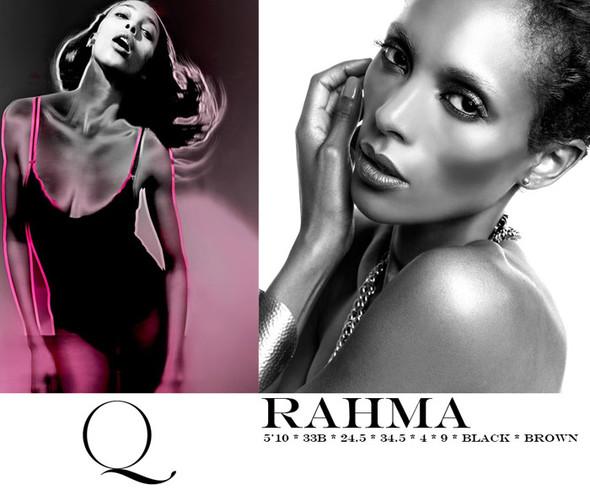 Композитки пяти модельных агентств к Нью-Йоркской неделе моды. Изображение № 17.
