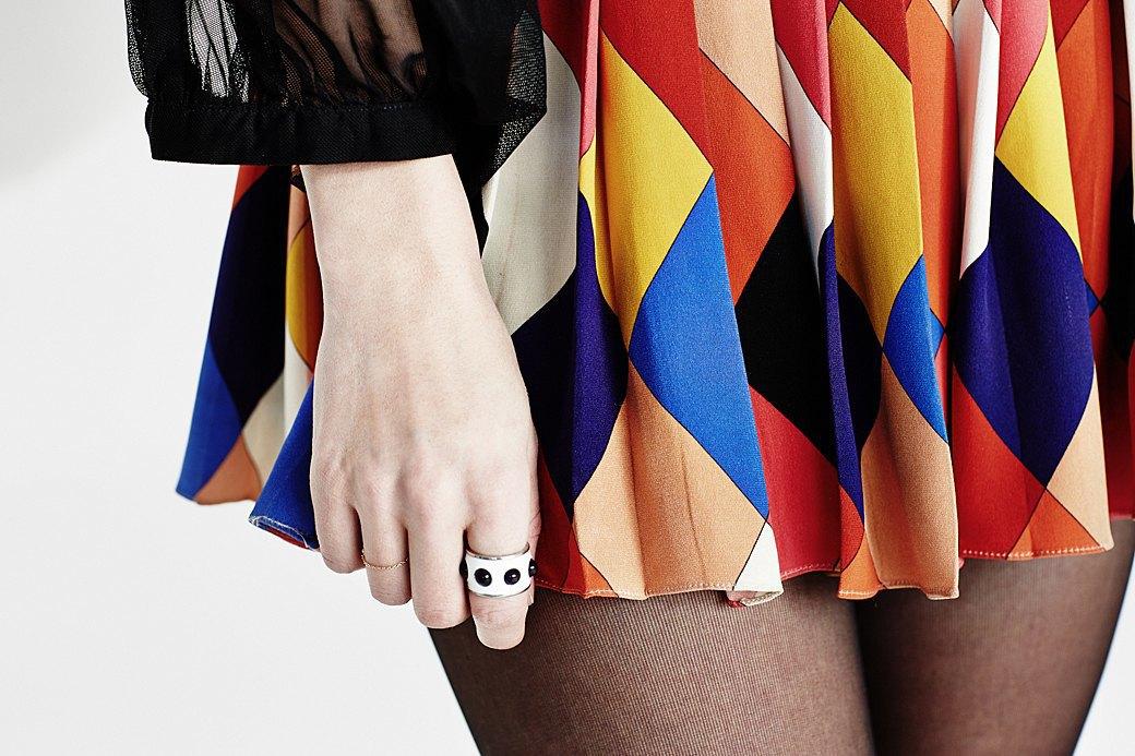 Старший редактор  моды Elle  Рената Харькова  о любимых нарядах. Изображение № 32.