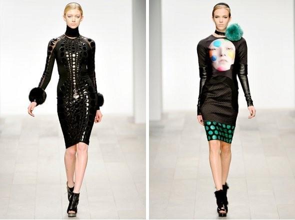 Показы на London Fashion Week AW 2011: день 4. Изображение № 4.