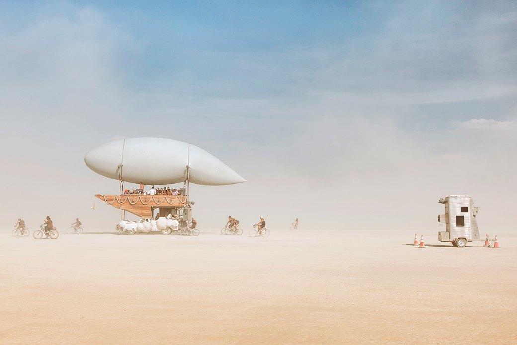 Другая планета: Как я побывала на Burning Man. Изображение № 9.