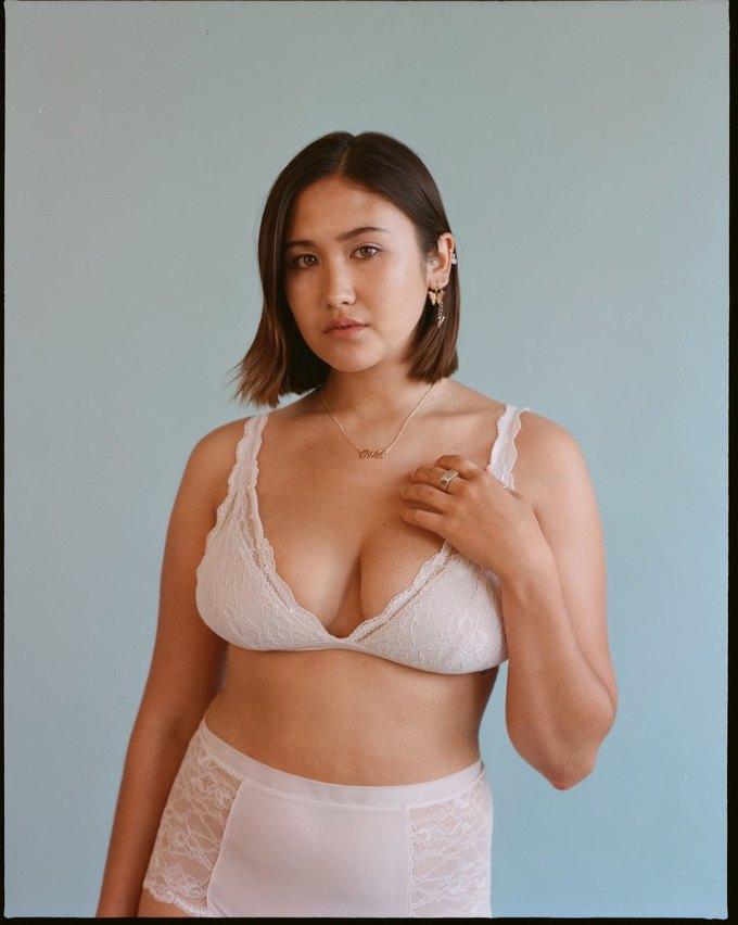 Сила, любовь и кружево: Monki показали лукбук новой коллекции белья. Изображение № 15.