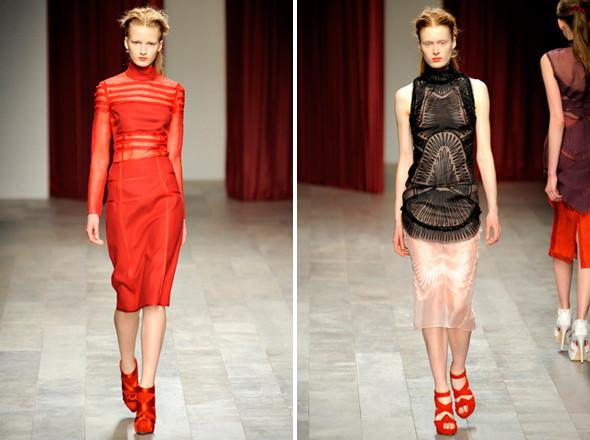 Показы на London Fashion Week AW 2011: день 5. Изображение № 10.