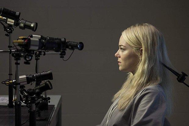 Сериал «Маньяк»: Эмма Стоун, Джона Хилл и компьютер в депрессии . Изображение № 3.