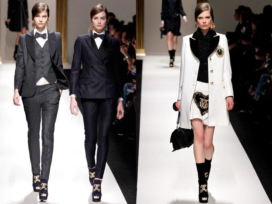 Неделя моды в Милане:  День 3. Изображение № 14.