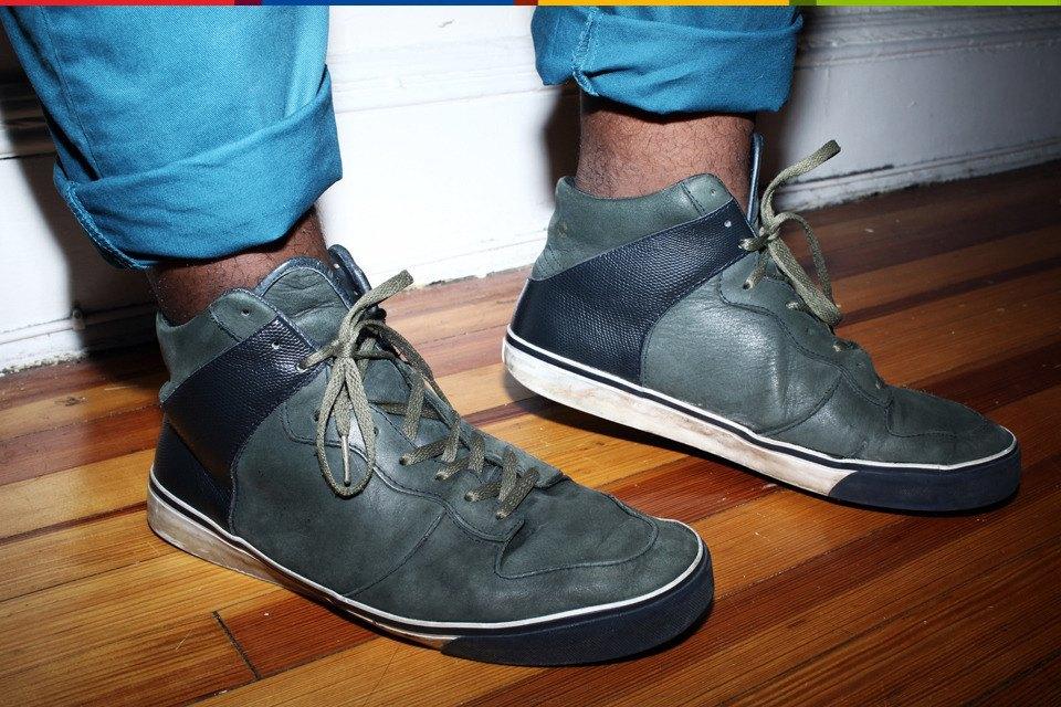 Сникерхед из Нью-Йорка: Крис Грейвс о своей коллекции кроссовок. Изображение № 6.
