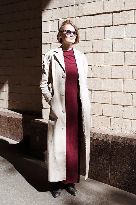Директор по маркетингу  Анна Петухова  о любимых нарядах. Изображение № 18.
