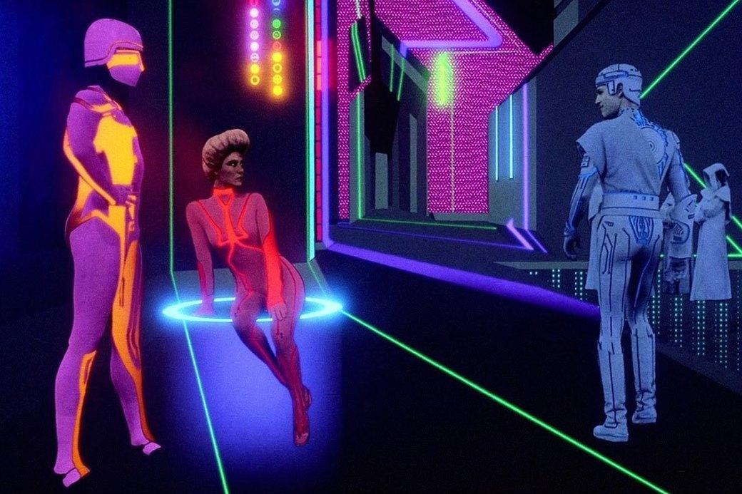 Невиртуальная реальность: Как «Трон» и Уильям Гибсон предсказали наше время. Изображение № 2.