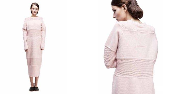 Платья в бельевом стиле в лукбуке KamenskayaKononova. Изображение № 25.