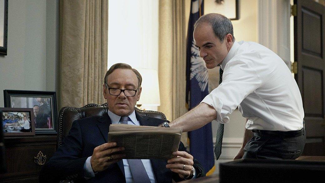 Почему надо смотреть  «House of Cards»  прямо сейчас. Изображение № 4.