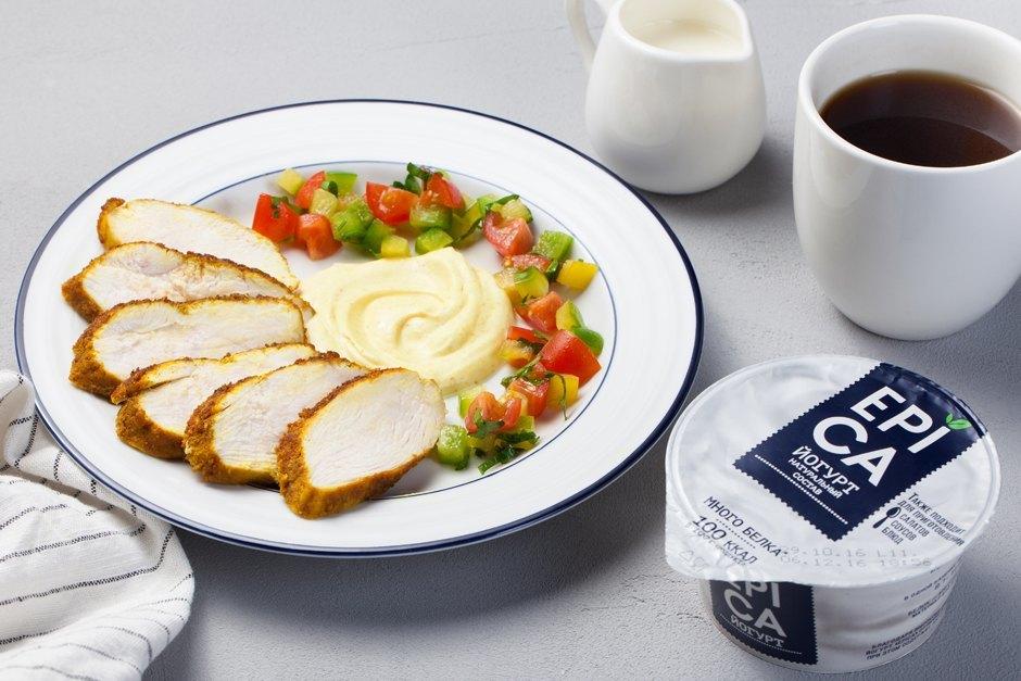 10вкусных белковых завтраков навсе случаи жизни. Изображение № 10.