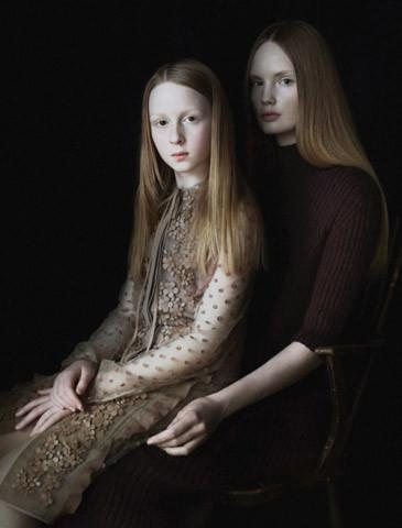 Новые лица: Ирис, Меган и Хенриэтта. Изображение № 102.