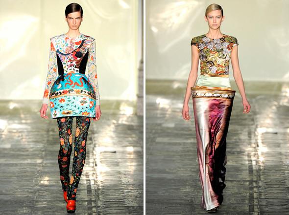 Показы на London Fashion Week AW 2011: день 5. Изображение № 14.