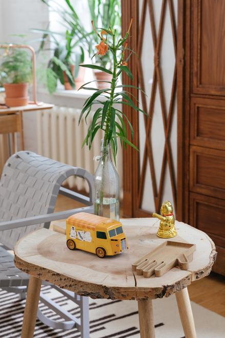 Дизайнер марки M_U_R Анна Дружинина у себя в гостиной. Изображение № 5.