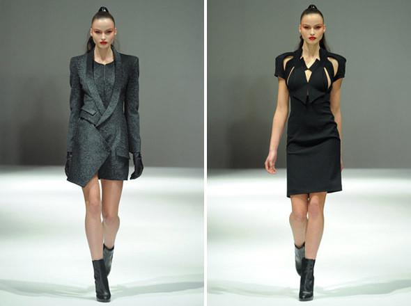 Изображение 5. Показы на London Fashion Week AW 2011: день 1.. Изображение № 10.