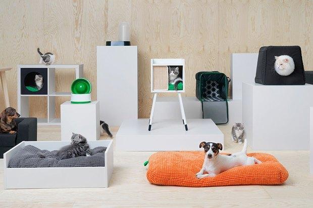 Мебель для животных  из новой коллекции IKEA. Изображение № 2.