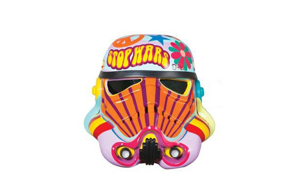 В Лондоне открылась выставка арт-шлемов штурмовиков. Изображение № 6.