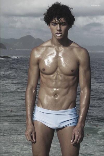 Новые лица: Родриго Брага, модель. Изображение № 28.