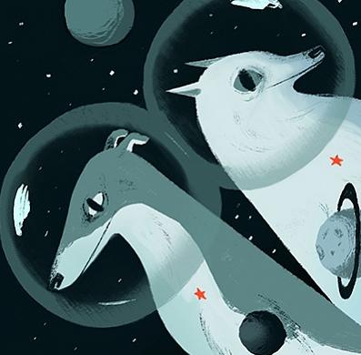 30 иллюстраторов создали работы в помощь российским хосписам. Изображение № 3.
