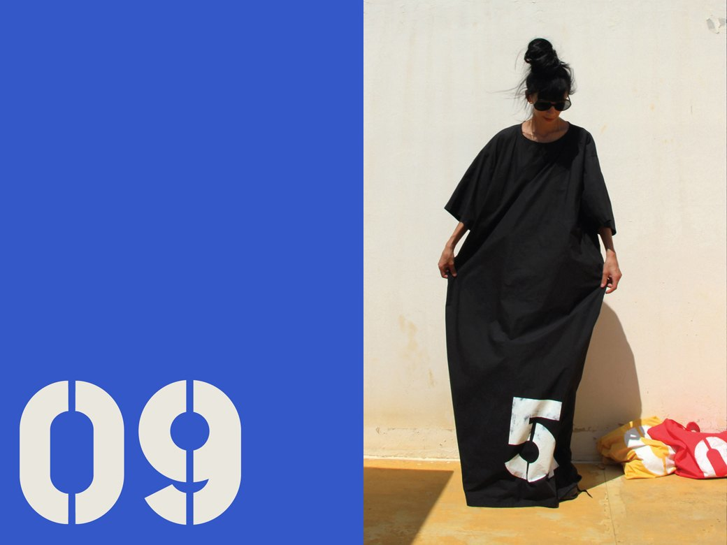 34-я, весенне-летняя коллекция Nina Donis. Изображение № 13.