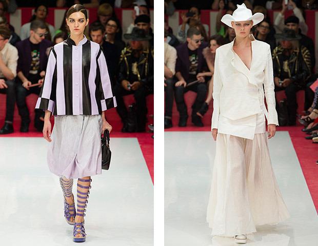 Неделя моды в Лондоне: Показы Acne, Mary Katrantzou, Vivienne Westwood и Philip Treacy. Изображение № 14.