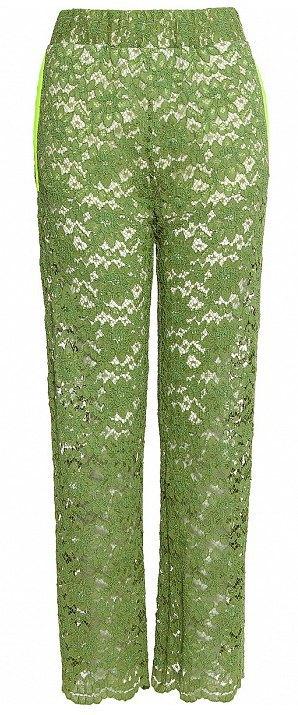 Широкие брюки в осенне-зимних коллекциях. Изображение № 19.