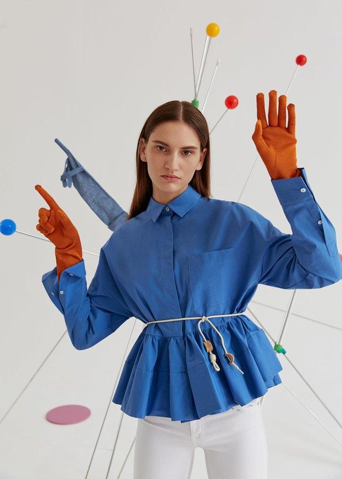 Новый лукбук Rehabshop вдохновлён современным искусством. Изображение № 3.