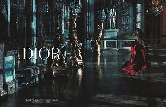 Dior показали рекламную кампанию с участием Рианны. Изображение № 4.