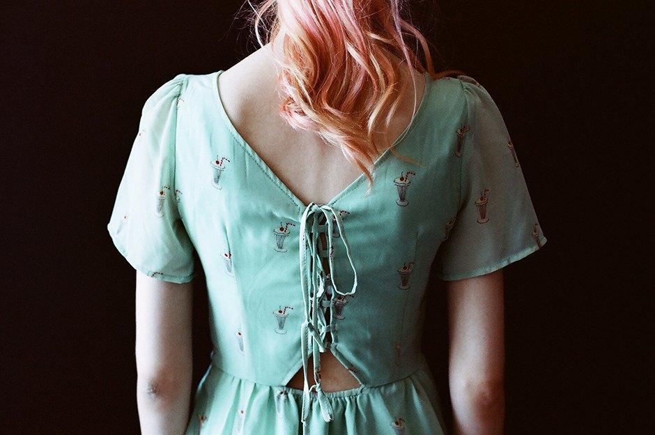 Блогер Кейли Флайт  о любимых нарядах. Изображение № 28.
