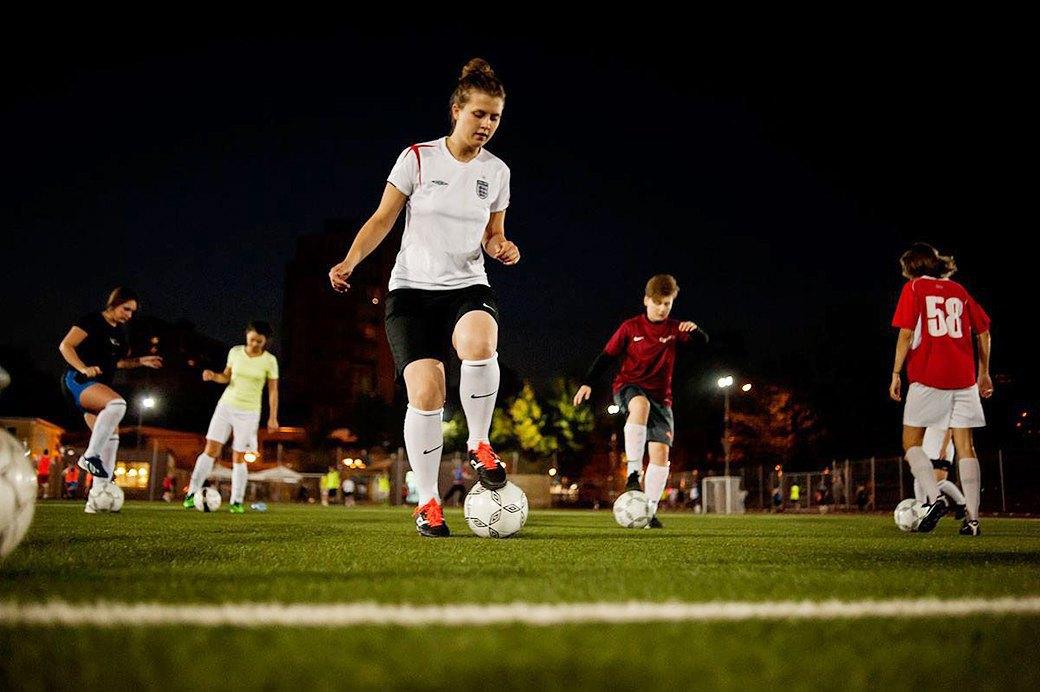 Тренер Алла Филина  о женском футболе  и сексизме в спорте. Изображение № 5.