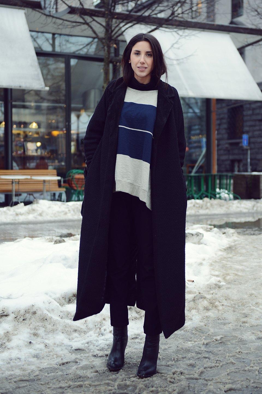 Шубы и горох на Stockholm Fashion Week. Изображение № 38.