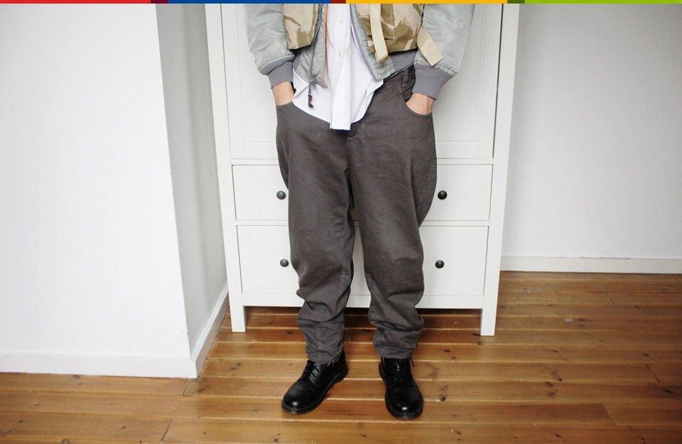 Война и мир: Студент Saint Martins о своей коллекции милитари-одежды. Изображение № 15.
