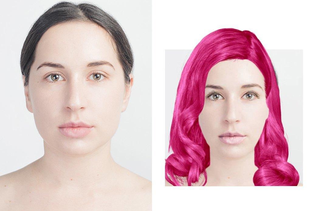До и после макияжа:  Редакция тестирует  бьюти-приложения. Изображение № 24.