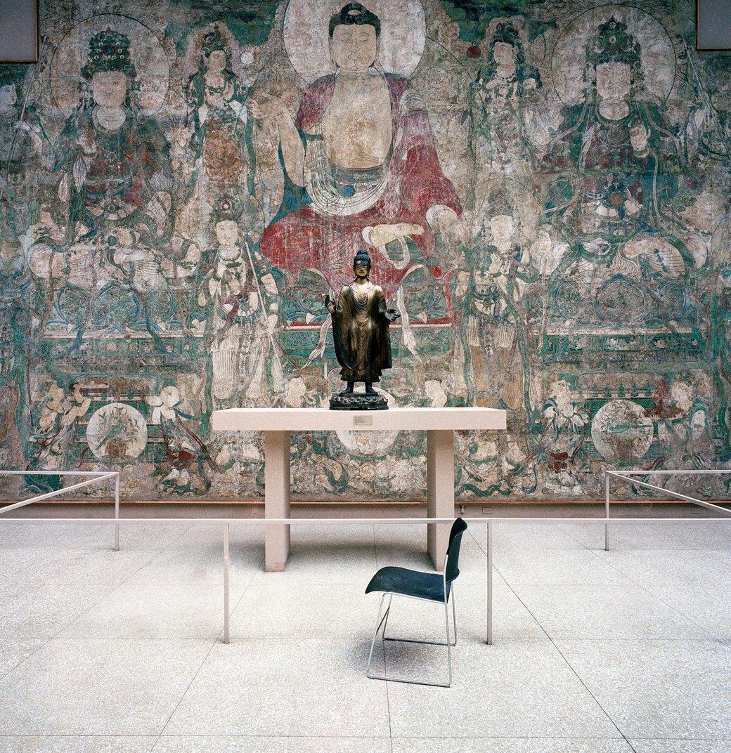 «Museology»:  Тайная жизнь  музейных экспонатов. Изображение № 9.