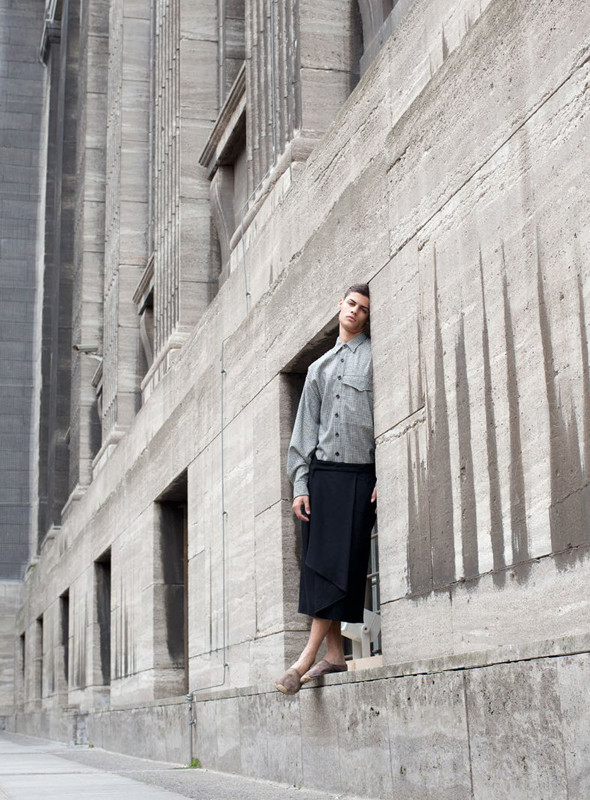 Берлинская сцена: Модели. Изображение № 144.