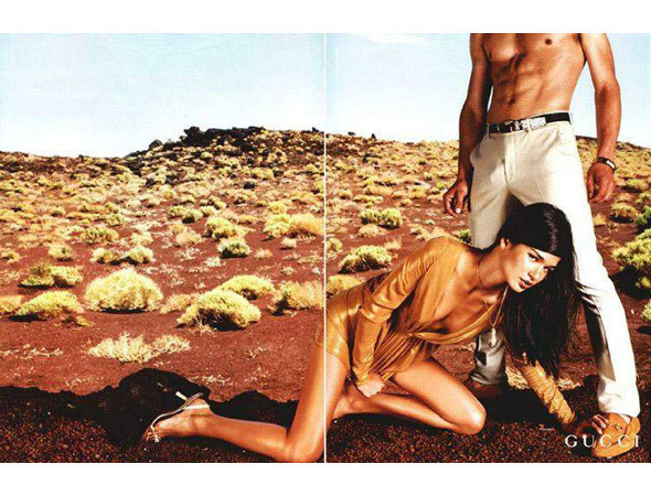 Кампания Gucci FW 2000 . Изображение № 126.